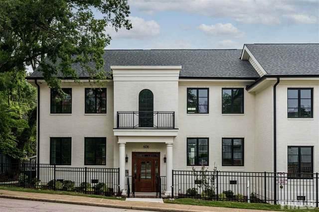 606 Daniels Street B, Raleigh, NC 27605 (#2394006) :: Realty One Group Greener Side
