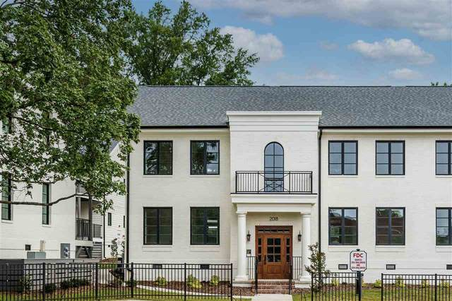 2018 Smallwood Drive A, Raleigh, NC 27605 (#2394010) :: Realty One Group Greener Side