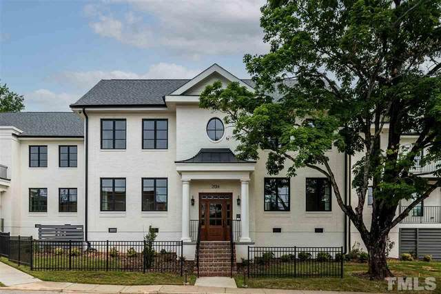 2014 Smallwood Drive A, Raleigh, NC 27605 (#2394013) :: The Blackwell Group
