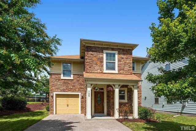 705 Champlain Court, Cary, NC 27519 (#2394059) :: Dogwood Properties