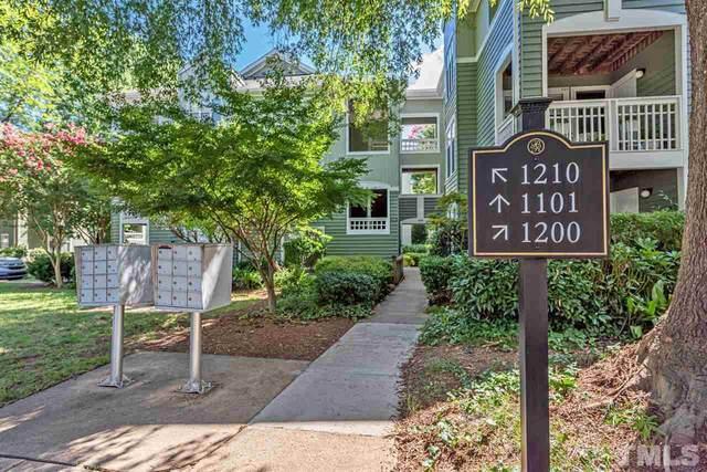 1210 Westview Lane #309, Raleigh, NC 27605 (#2394176) :: Spotlight Realty