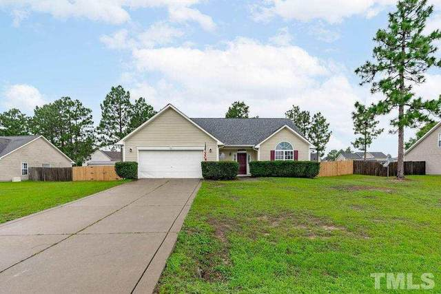 60 Turkey Oak Circle, Bunnlevel, NC 28323 (#2394177) :: Realty One Group Greener Side