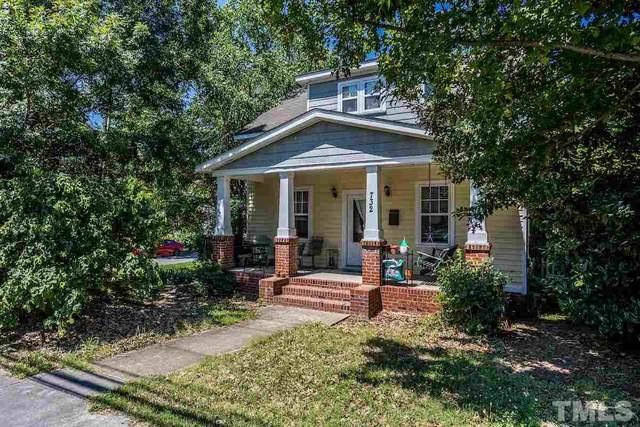 732 S Bloodworth Street, Raleigh, NC 27601 (#2394180) :: Kim Mann Team