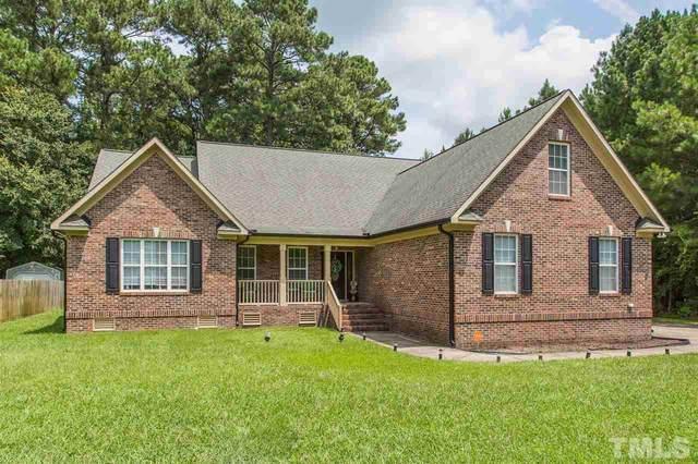 1213 Dixie Drive, Selma, NC 27576 (#2394293) :: Marti Hampton Team brokered by eXp Realty