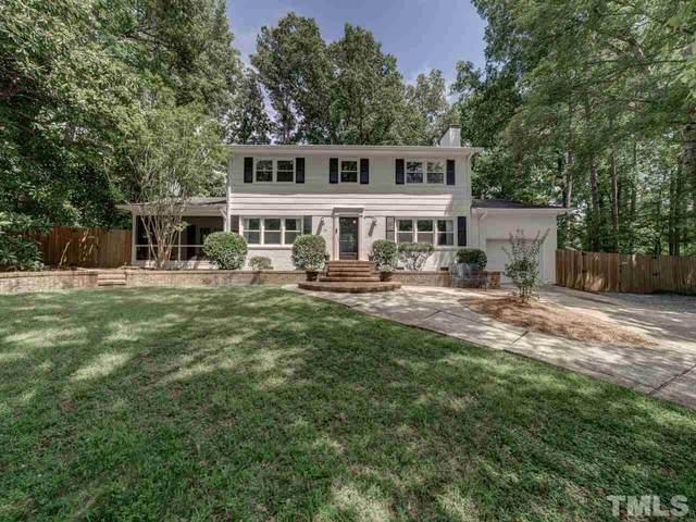 718 Caswell, Chapel Hill, NC 27514 (#2394434) :: Kim Mann Team