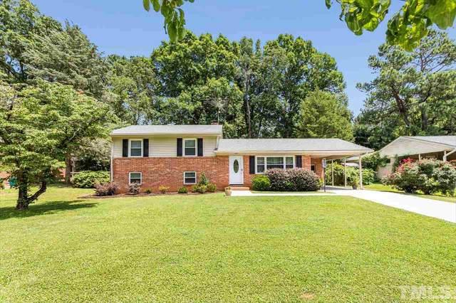 1301 Ashburton Road, Raleigh, NC 27606 (#2394474) :: RE/MAX Real Estate Service