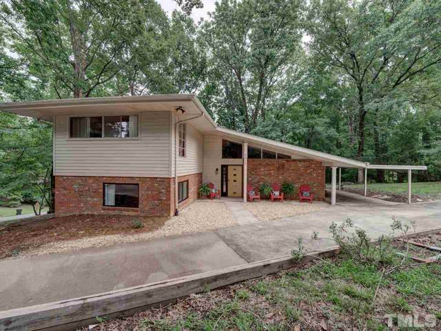 1912 Rolling Road, Chapel Hill, NC 27514 (#2394582) :: Realty One Group Greener Side