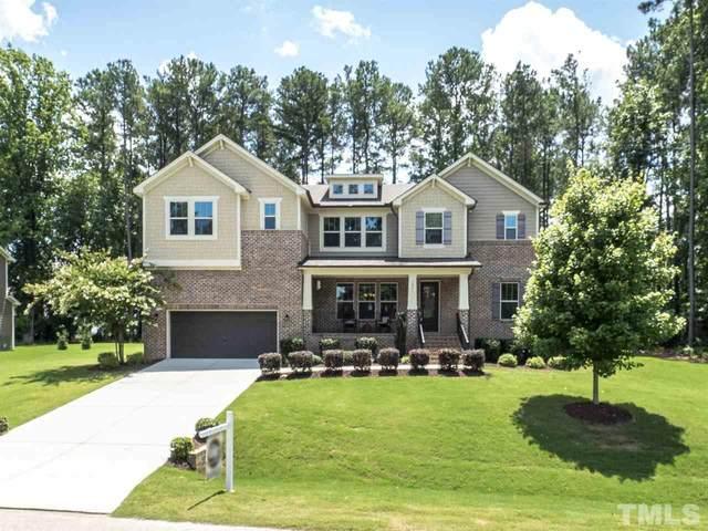 3821 Hickory Manor Drive, Apex, NC 27539 (#2394741) :: Kim Mann Team