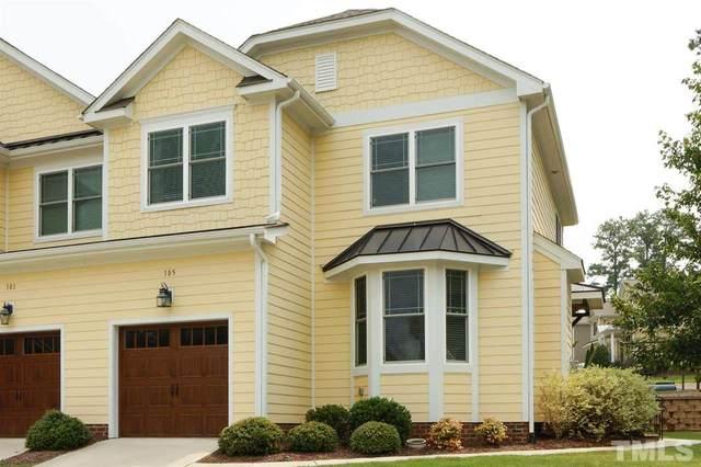 105 Bella Drive, Chapel Hill, NC 27516 (MLS #2394762) :: The Oceanaire Realty
