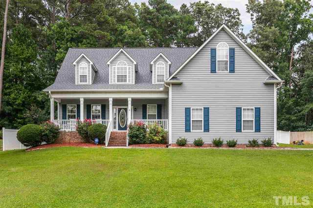 443 Travel Lite Drive, Raleigh, NC 27603 (#2394774) :: Scott Korbin Team