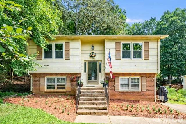 225 Hillstone Drive, Raleigh, NC 27615 (#2394779) :: Realty One Group Greener Side