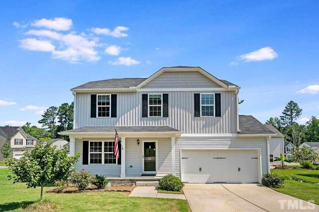 66 Stratford Drive, Wendell, NC 27591 (MLS #2394870) :: EXIT Realty Preferred