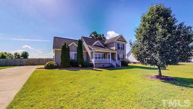 126 Brookside Way, Pikeville, NC 27863 (#2394917) :: Real Estate By Design