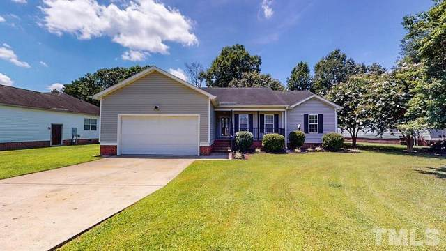 303 Earl Drive, Goldsboro, NC 27530 (#2394928) :: The Perry Group