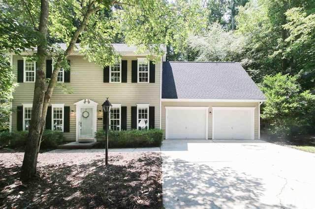 107 Savannah Terrace, Chapel Hill, NC 27516 (#2395036) :: Realty One Group Greener Side