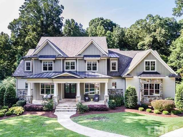 3201 Churchill Road, Raleigh, NC 27607 (#2395070) :: Real Estate By Design