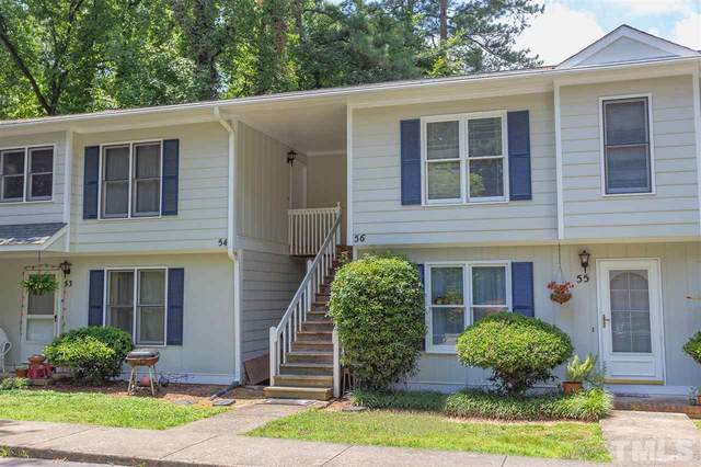 121 Westview Drive #56, Carrboro, NC 27510 (#2395108) :: The Perry Group