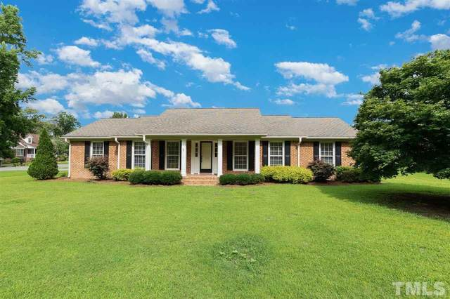 706 Walking Stick Trail, Clinton, NC 28328 (MLS #2395127) :: The Oceanaire Realty
