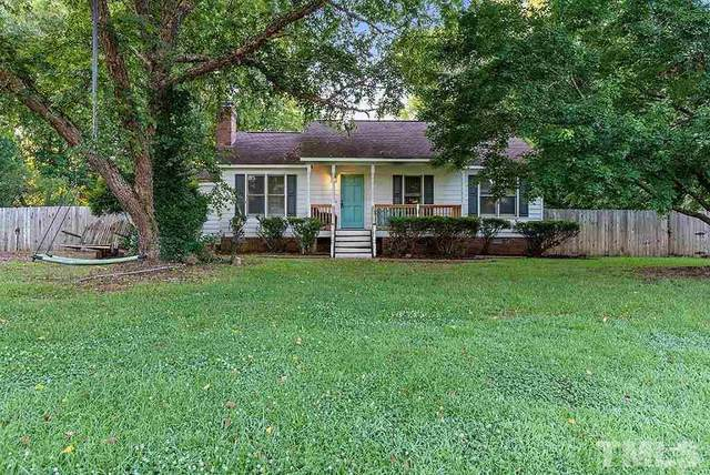 144 Bridle Trail, Youngsville, NC 27596 (#2395215) :: Realty One Group Greener Side