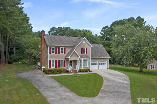 1929 Old Greenfield Road, Raleigh, NC 27604 (#2395221) :: Choice Residential Real Estate