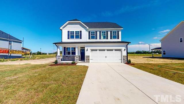 102 Auburn Bay Drive, Pikeville, NC 27863 (#2395225) :: Southern Realty Group