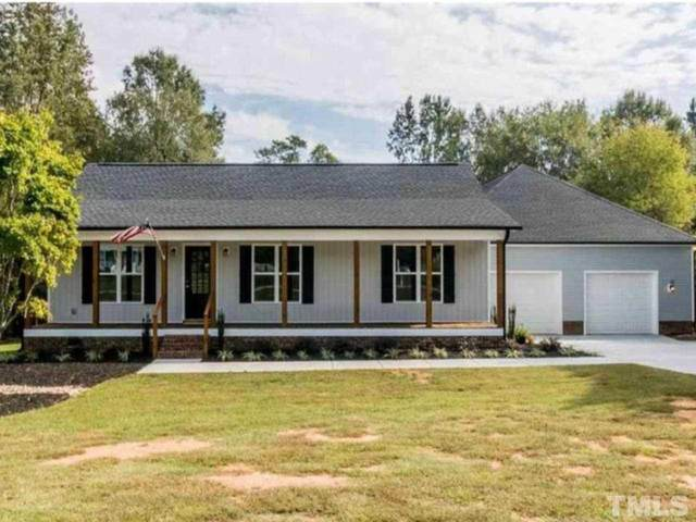 421 Plantation Road, Clayton, NC 27520 (#2395250) :: Realty One Group Greener Side