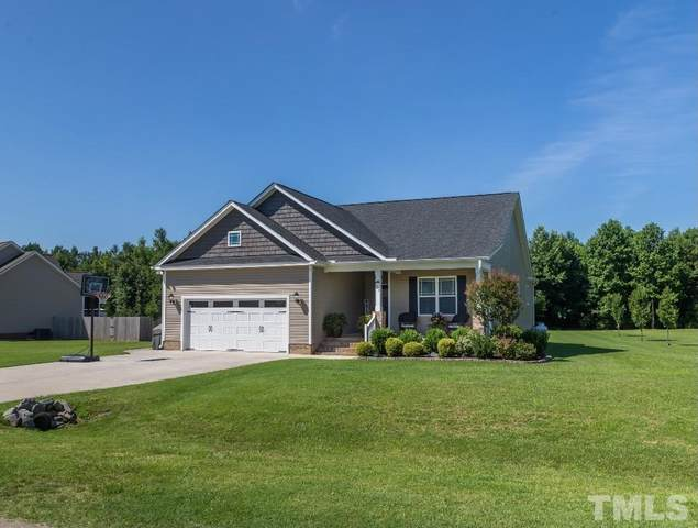 222 Red Wood Road, Zebulon, NC 27597 (#2395459) :: The Jim Allen Group