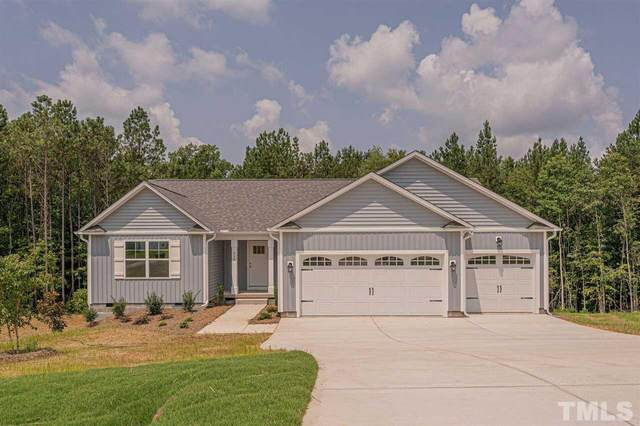 250 Pine Meadow Lane, Middlesex, NC 27577 (#2395557) :: Realty One Group Greener Side