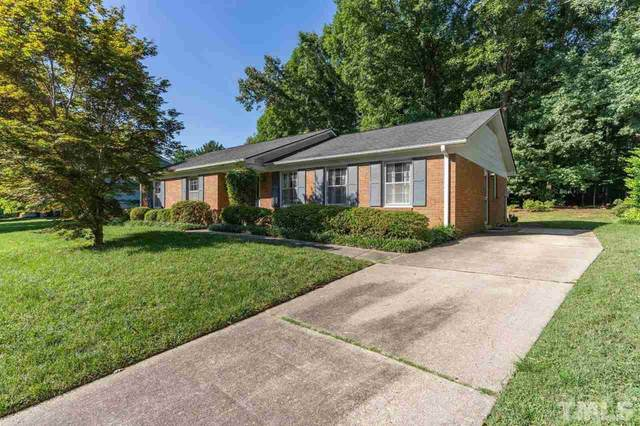 3013 Old Orchard Road, Raleigh, NC 27607 (MLS #2395586) :: EXIT Realty Preferred