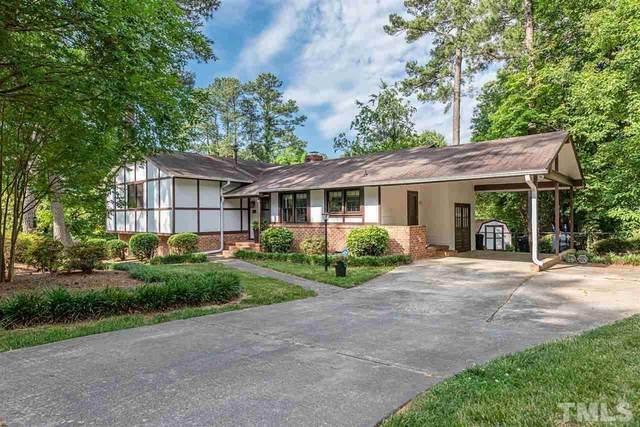 4901 Yadkin Drive, Raleigh, NC 27609 (MLS #2395608) :: EXIT Realty Preferred