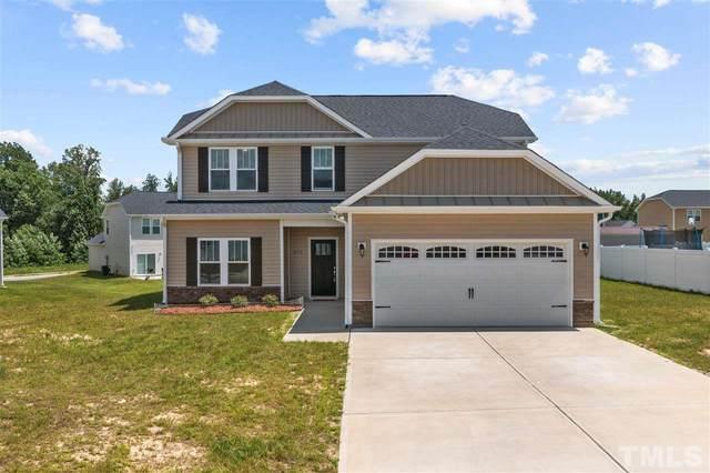 272 Longdeer Drive, Wendell, NC 27591 (#2395784) :: Triangle Top Choice Realty, LLC
