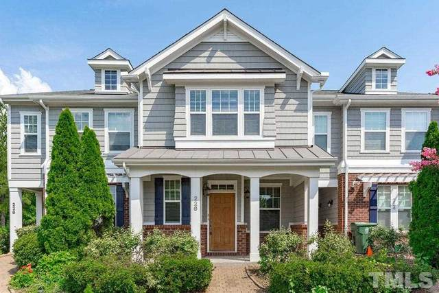 226 Duck Mill Circle, Cary, NC 27519 (#2395807) :: The Beth Hines Team