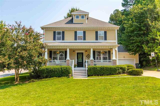 101 Menteith Court, Apex, NC 27502 (#2396136) :: Realty One Group Greener Side