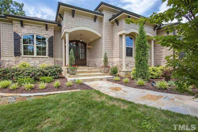 515 Legacy Falls Drive, Chapel Hill, NC 27517 (#2396191) :: Realty One Group Greener Side