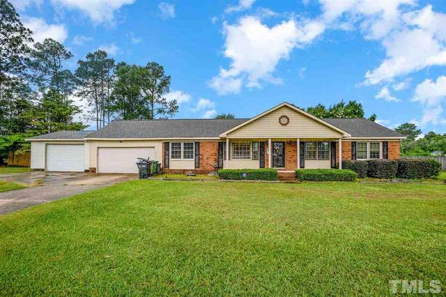 3210 Rouse Drive, Fayetteville, NC 28306 (#2396250) :: The Jim Allen Group
