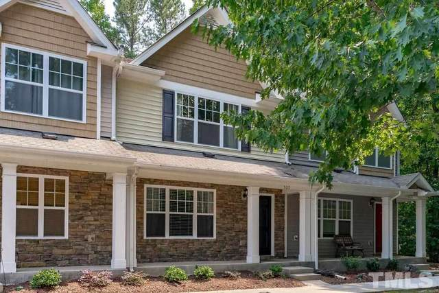 327 Port Haven Drive, Apex, NC 27502 (MLS #2396269) :: The Oceanaire Realty