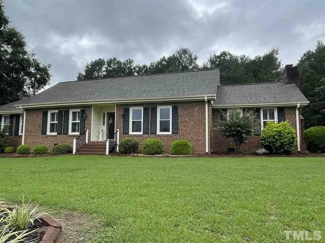 92 Zacks Mill Road, Benson, NC 27504 (#2396514) :: The Helbert Team