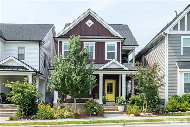 107 Meadows Edge Drive, Chapel Hill, NC 27516 (#2396519) :: RE/MAX Real Estate Service