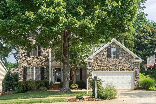 10000 Wyngate Ridge Drive, Raleigh, NC 27617 (#2396742) :: Real Estate By Design