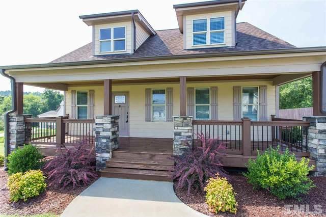 20 Meadow Lane, Franklinton, NC 27525 (#2396909) :: Real Estate By Design