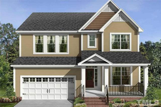 121 Sweet Briar Lane, Chapel Hill, NC 27517 (#2396951) :: Realty One Group Greener Side