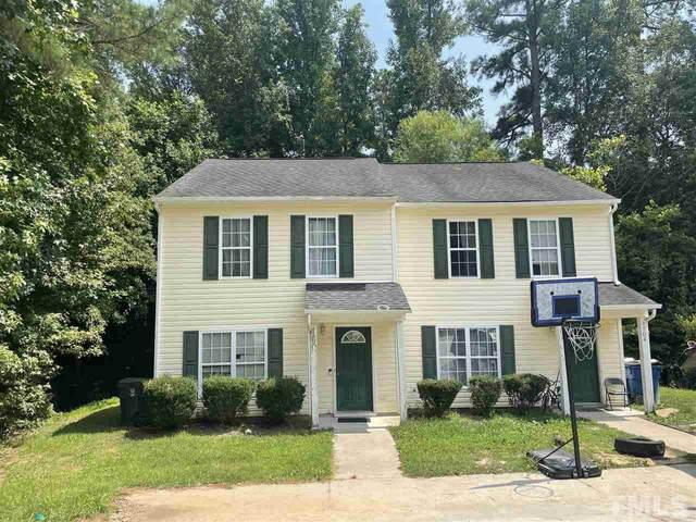 1704 Fox Hollow Drive #2, Raleigh, NC 27610 (#2396990) :: Scott Korbin Team