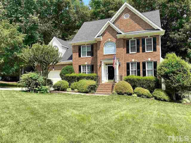107 Chilcott Lane, Apex, NC 27502 (#2397032) :: Raleigh Cary Realty