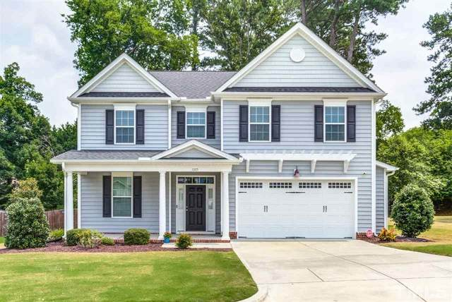 1005 Hollister Way, Knightdale, NC 27545 (#2397087) :: Real Estate By Design