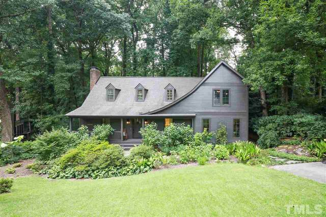 4608 Old Village Road, Raleigh, NC 27612 (MLS #2397089) :: The Oceanaire Realty