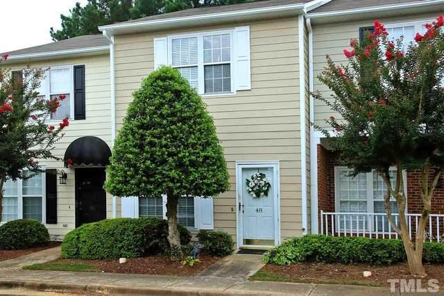 48 Cheltenham Drive, Clayton, NC 27520 (MLS #2397127) :: EXIT Realty Preferred