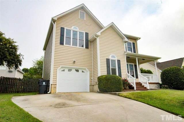 309 Estate Drive, Apex, NC 27502 (#2397239) :: Kim Mann Team