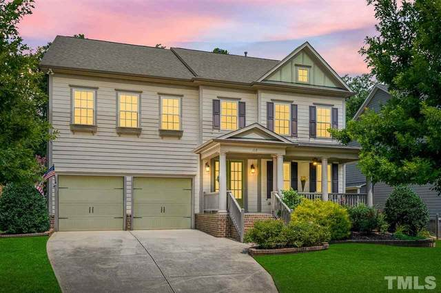 112 Ironcreek Place, Apex, NC 27539 (#2397245) :: The Perry Group