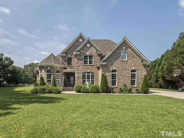 112 Moultrie Court, Clayton, NC 27527 (#2397334) :: Marti Hampton Team brokered by eXp Realty