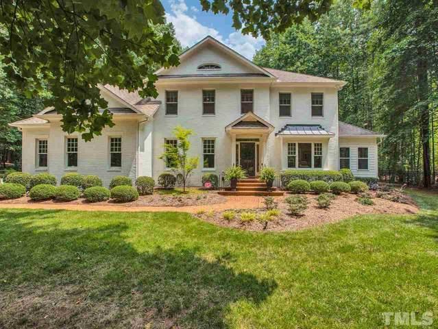 6724 Creek Wood Drive, Chapel Hill, NC 27514 (#2397631) :: Scott Korbin Team